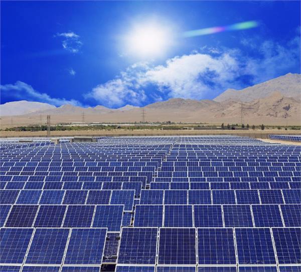 نیروگاه خورشیدی کرمان