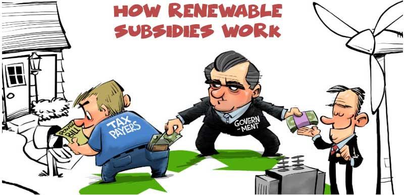چالش ها و راهکارهای توسعه انرژی های تجدیدپذیر