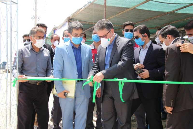 افتتاح-نیروگاه-خورشیدی-فارس
