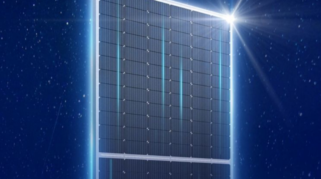 رونمایی از پنل خورشیدی Deepblue 3.0 کمپانی JA Solar