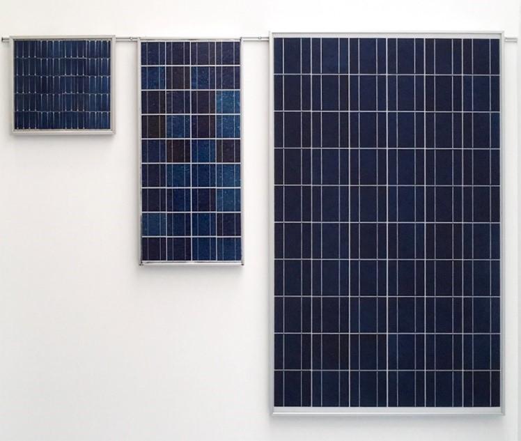 سایز سلولها و پنلهای خورشیدی