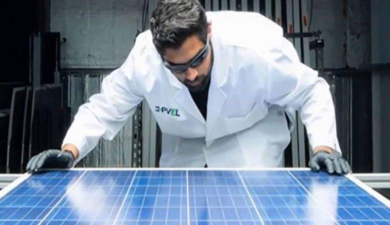 مقایسه راندمان پنل های خورشیدی