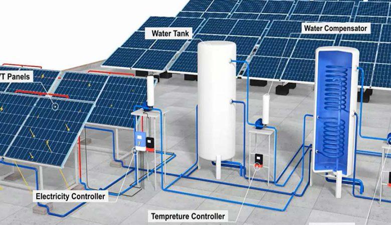 پنلهای خورشیدی هیبریدی