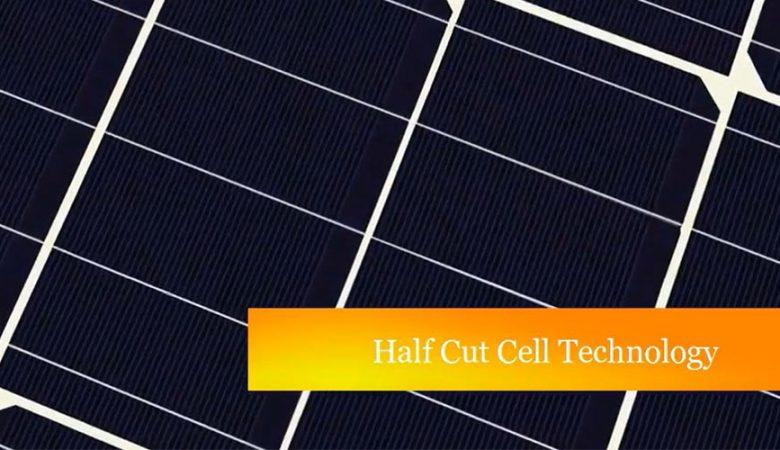 عملکرد پنلهای خورشیدی فتوولتاییک نیم سلول (Half Cell)
