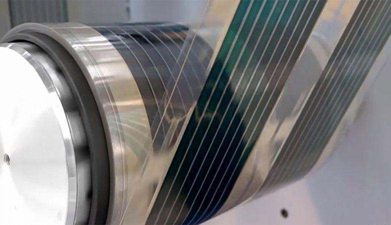 فرآیند ساخت ماژولهای خورشیدی لایه نازک