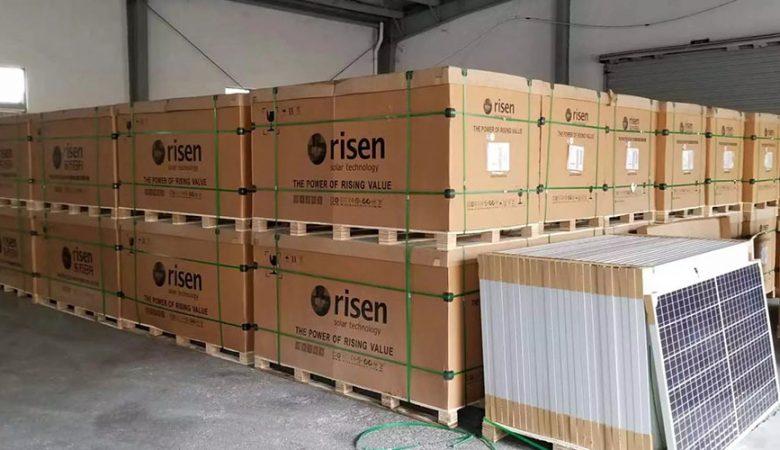 تولید پنل خورشیدی در ایران