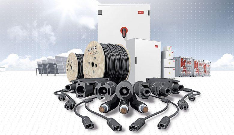 اهمیت مدیریت کابلها در احداث نیروگاههای خورشیدی