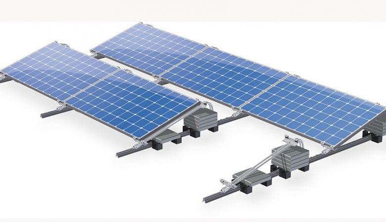سازه نیروگاه خورشیدی