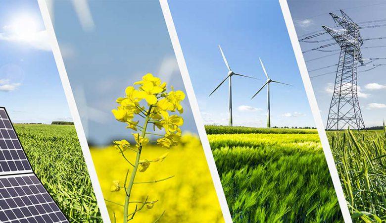 انرژی های تجدیدپذیر و خورشید