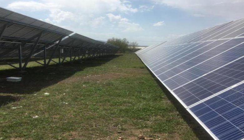 نیروگاه خورشیدی اردبیل