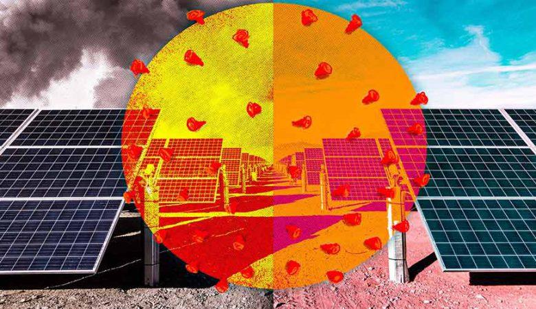 کرونا-و-انرژی-خورشیدی