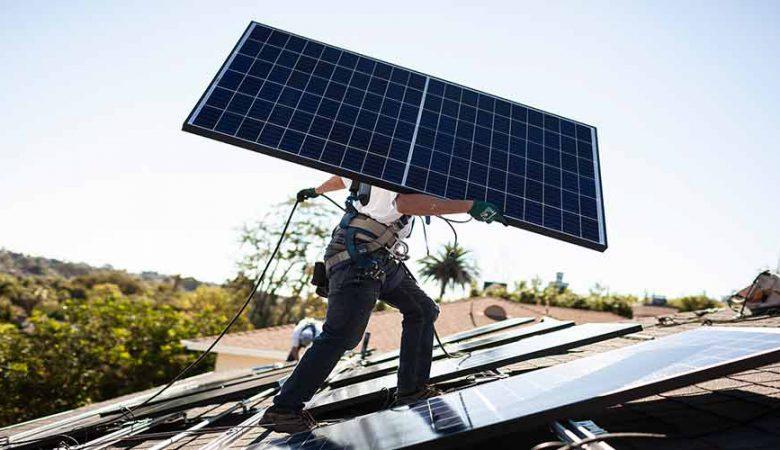 ایراد در نیروگاه خورشیدی