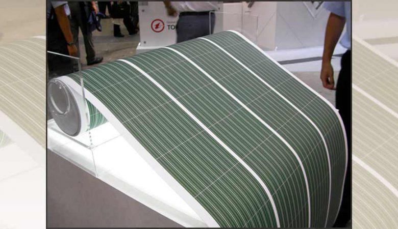 سلول خورشیدی ارگانیک