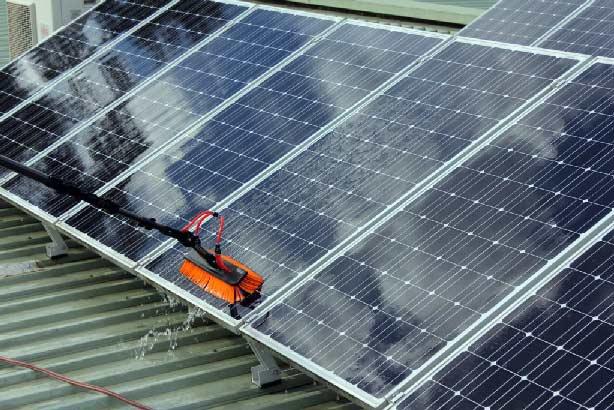 مزایای نیروگاه خورشیدی پشتبامی در ایران