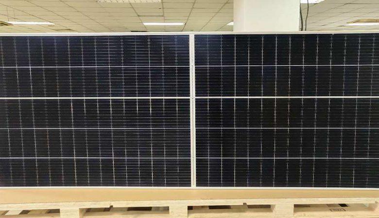 پنلهای خورشیدی برای استانداردسازی سایز ویفر سیلیکونی