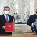 Energy in Iran and China 25-year cooperation agreement
