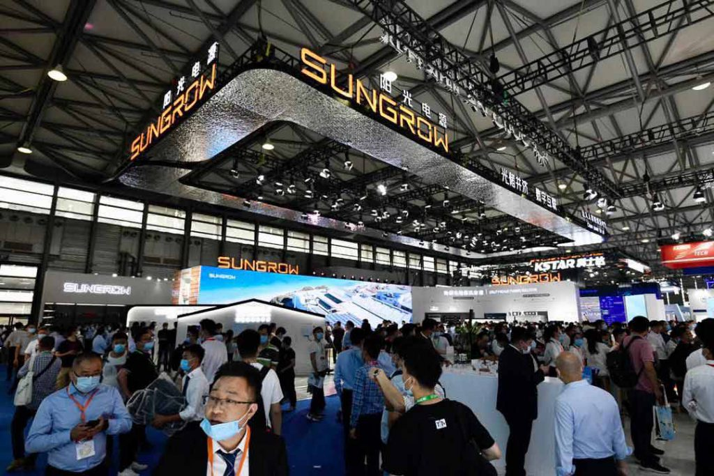 New PV products, strategic agreements unveiled on day 1 of SNEC